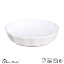 Assiette à dîner en porcelaine de 27 cm