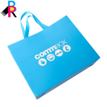 T-shirt cloth bag for packaging handmade bags with custom logo