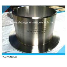 ASTM A403 Aço inoxidável sem costura 316L Stub End