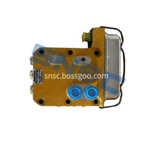 TY30DK-33 Electric-hydraulic speed control valve