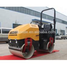3 Tonnen Vibrationswalze Honda gx630 Vibrations-Straßenwalzenverdichter (FYL-900)