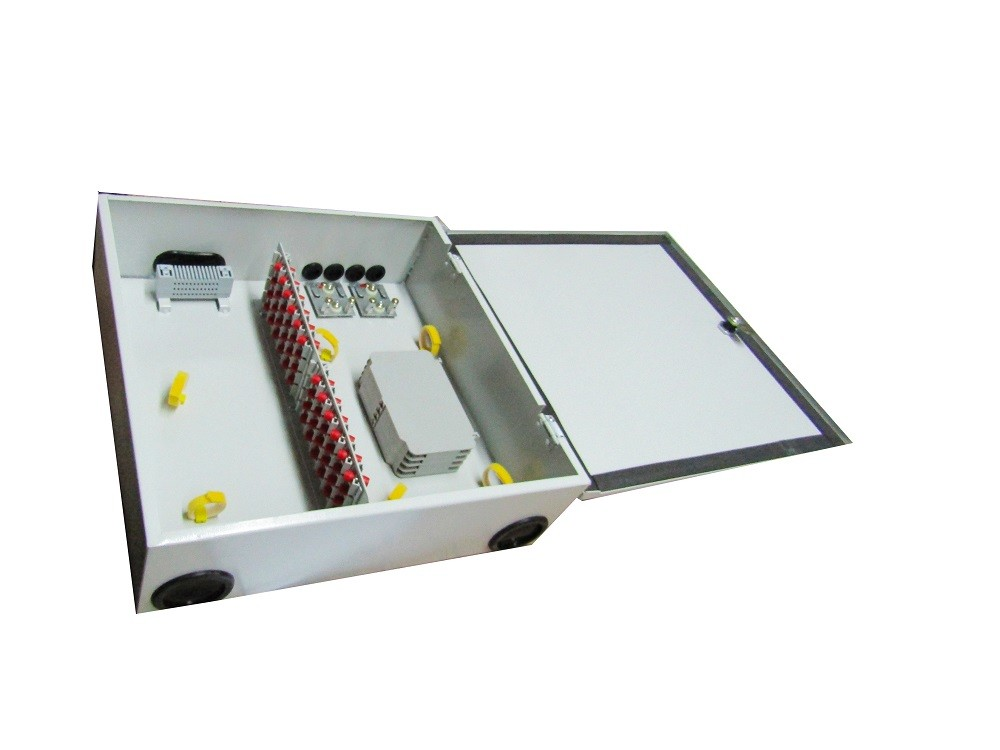 Ftth Distribution Box Indoor Patch Panel