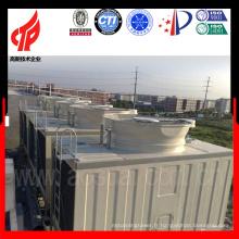 Tours de refroidissement d'eau carrée industrielle de 800T de haute efficacité