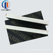 HIYI 15mm waterproof film faced plywood for formwork