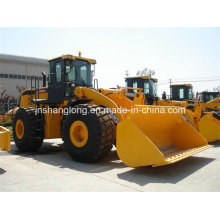 XCMG Big 4.5cbm Wheel Loader 8ton (Diesel / LNG)