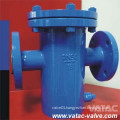 Ss304/Ss316 Steel Fabricated Screen 80 Mesh Basket Strainer Basket Filter