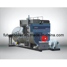 Caldera de condensación de recuperación de calor residual