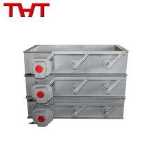 Suprimentos industriais amortecedor motorizado de fogo de incêndio