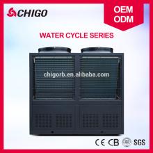 CHIGO ganzes Haus benutzte Tankless sofortige Ingenieur-Fälle Luftquelle zum Wasser-Swimmingpool benutzte Warmwasserbereiter