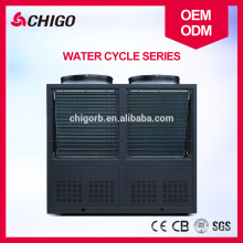 CHIGO Whole House Used Tankless Instant Engineer Cases Air Source to Water Swimming Pool Used Water Heaters