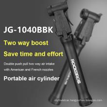 Direct Sales Rockbros Mountain Bike Accessories Two-Way Pump Bicycle Portable Mini Pump