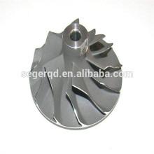 Roue et turbine de compresseur de billette d'OEM TB 28 d'OEM