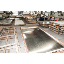 Foshan Hot Sell Grade 304 Hl Stainless Steel Sheet