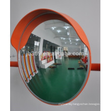 High quality PC or acrylic traffic concave convex mirror