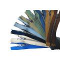 Zíper metálico de níquel 4.5YG para calças de ganga
