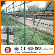 hot- dipped galvanized barbed wire supplier