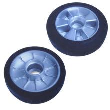 Rubber Wheel/ Caster Wheels /Caster-Rad/Rueda Giratoria/Roda Do Rodizio