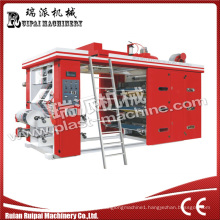High Speed 6 Color Flexo Printing Machine with Advanced Quality