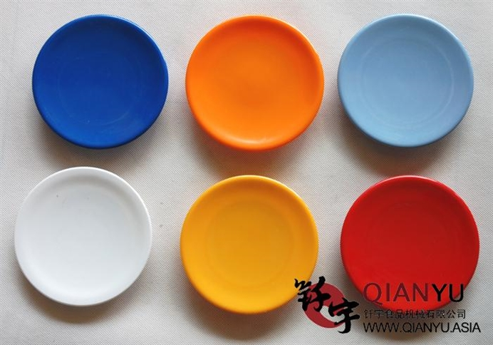 Solid Color Sushi Plate