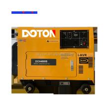 Hot 2020 4500W Ricardo Engine Open Type Diesel Generator