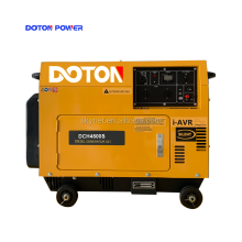 4500W 5KVA Three Phase Silent Diesel Generators With Cheap Price