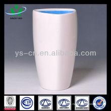 Unique Design Wholesale Modern Ceramic White Vase