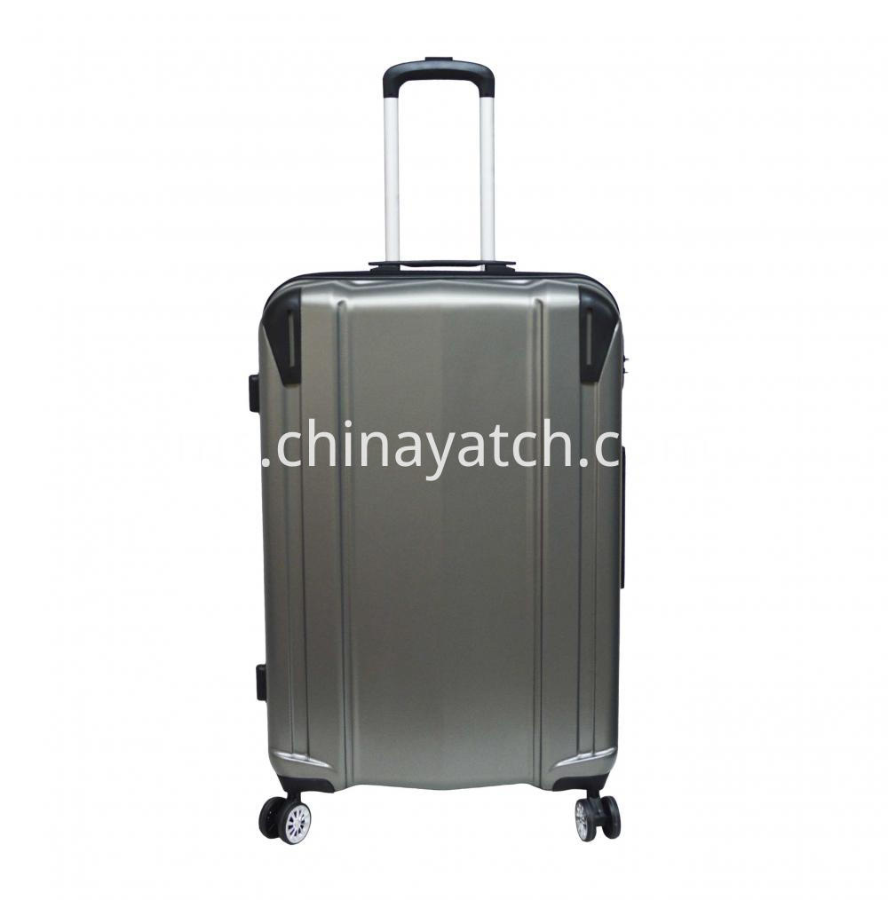 Multi Color Alloy Suitcase