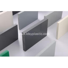Hot Sell PVC Grey Sheet