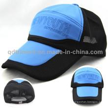 Polyester Microfiber Custom Outdoor Leisure Sport Running Cap (TRNR082)