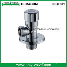 Polishing Angle Valve with Plastic Handle (AV3030A)