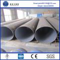 Chine Fournisseur ST35-ST52 tuyau en acier galvanisé ondulé fabriqué en Chine