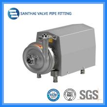 Pompe à lèche rotative en acier inoxydable