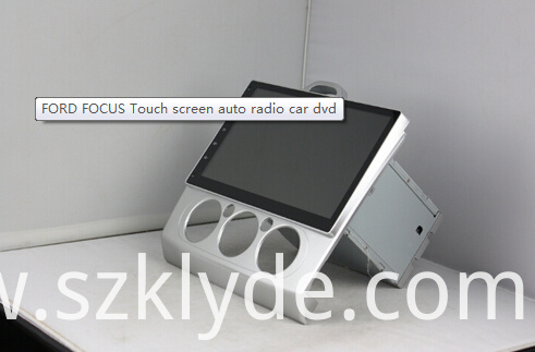FORD FOCUS GPS Navigation Car DVD Player 2
