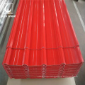0.4*800mm Prepainted Sheet Color Roof Price In Piece Colored Painting The PPGI Roofing Sheets
