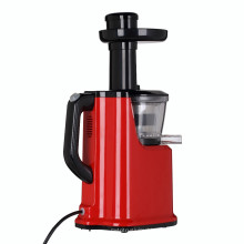Food-grade red slow juicer AJE318 plastic housing with auger