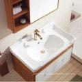 Европейский антикварный шкаф для ванной комнаты