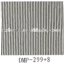 more than five hundred patterns canvas stripe fabric black and white