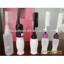 Plastic PE bottle With Comb