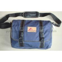 Alta qualidade Canvas Messenger Bag, mochila de ombro único