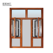 Heißer Verkauf Fenster Aluminium für den besten Preis Holzfensterrahmen Designs von 2016 neuesten Fenstergrill Design