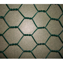 Hexagonal Wire Netting (PVC coated) High Quality