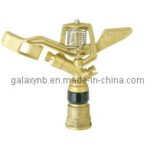 "Full Circle Brass Impact Sprinkler with 3/4"" Female Threads"