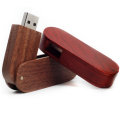 wooden folding USB 2.0 flash drive