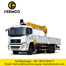 Sinotruk Chassis Truck Mounted Crane