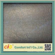 Хорошее качество ПВХ кожаный чехол для сиденья ткань