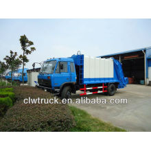 12000L Dongfeng garbage compactor truck