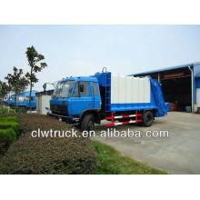 12000L Dongfeng caminhão compactador de lixo