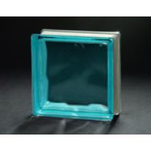 190 * 190 * 80mm Sapphire Bewölkter Glasblock