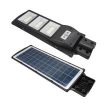 Iluminação solar para vias externas IP65 6V / 6W