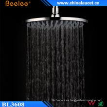 Beelee Household Hotel Use Cabeza de ducha de latón redondo